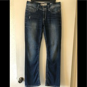 BARELY WORN BKE Bootcut Jeans
